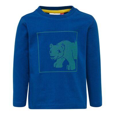 Lego Lwterrence 780 T-Shirt - 553 Blue - Børnetøj - Lego