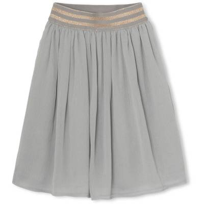 Mini A Ture Blondie Nederdel - Moon Grey - Børnetøj - Mini A Ture