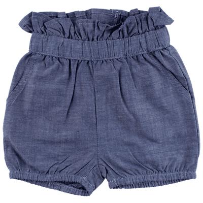 Fixoni Shorts - 10-18 Oxford Blue - Børnetøj - Fixoni