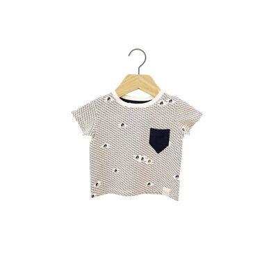 ebbe Abel T-Shirt - 0473 - Børnetøj - ebbe
