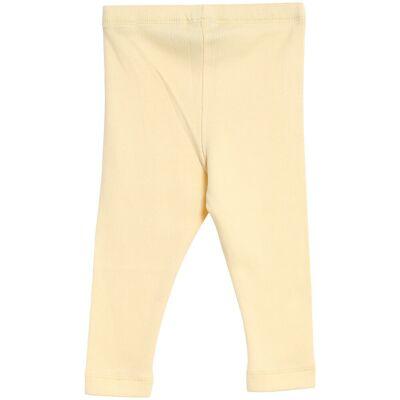 Wheat Rib leggings - 5300 - Børnetøj - Wheat