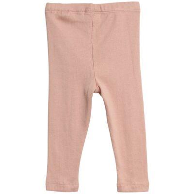 Wheat Rib leggings - 2270 - Børnetøj - Wheat