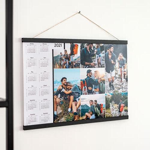 smartphoto Plakatkalender med Pl...