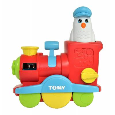 Tomy Toomies Bubble Blast tog badekar legetøj - Baby Pusle og Pleje - Tomy