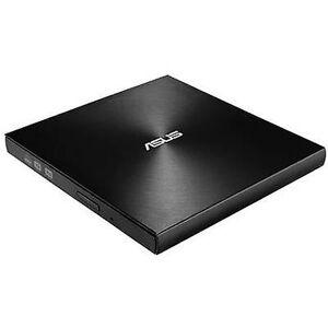 Asus ZenDrive U7M SDRW-08U7M-U ZD eksterne DVD writer detail USB 2.0 sort
