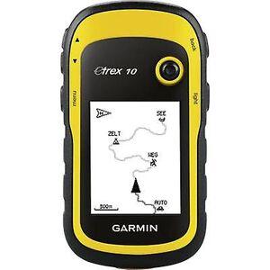 Garmin Udendørs GPS Geocaching, vandreture Garmin e-Trex10 verden GPS, GLONASS, sprayproof