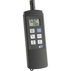 TFA Dostmann Dewpoint PRO Wireless Thermo-hygrometer sort