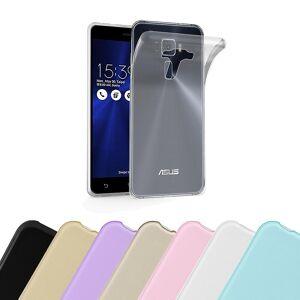Cadorabo taske til Asus ZenFone 3 DELUXE Case Cover-mobiltelefon sag lavet af fleksibel TPU silikone-silikone sag beskyttende etui Ultra Slim Soft ...