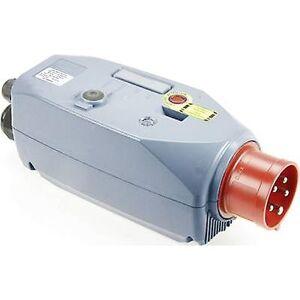 PCE 5572510000 CEE motoren beskyttelse stik 32 A 5-pin 400 V