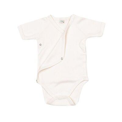 Babybugz Baby Unisex økologisk bomuld Kimono Bodysuit - Børnetøj - Babybugz