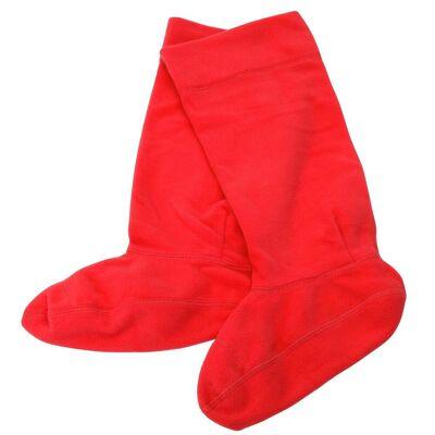 Universal Textiles Børnetøj/Kids piger Plain Fleece Sune Boot Socks... - Børnetøj - Universal Textiles