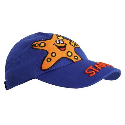 Universal Textiles Børnetøj/børn blæksprutte/søstjerne Design baseballkasket - Børnetøj - Universal Textiles