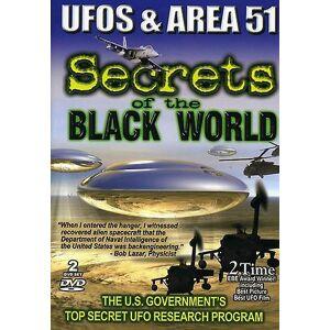 Ufo Ufoer & område 51-Secrets af verdens sort [DVD] USA importerer
