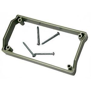 Strapubox SGR 1015 mellemliggende Ring grå kompatibelt med (detaljer) til stikket sag SG 1021/1022
