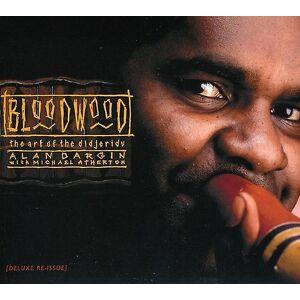 Compass Alan Dargin - Bloodwood: The Art of Didjeridu [CD] USA importen
