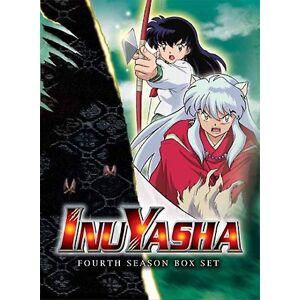 VIZ VIDEO Inuyasha - Inuyasha: Sæson 4 [DVD] USA importerer