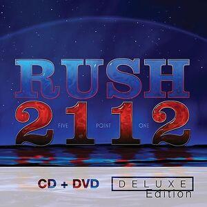 Mercury Rush - 2112-Deluxe Edition [CD] USA importerer