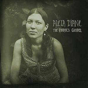 RUSTED BLUE RECORDS Alela Diane - Pirates evangelium [CD] USA import