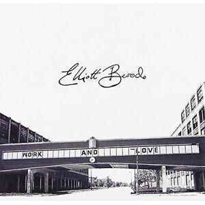 PID Elliott Brood - arbejde & kærlighed: Deluxe [CD] USA import
