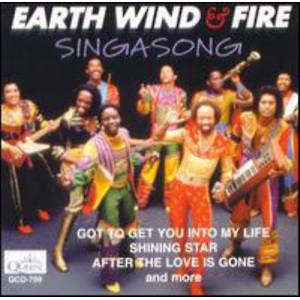 Queen Earth Wind & brand - Singasong [CD] USA importerer