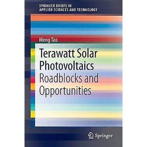 Terawatt Solar Photovoltaics - Vejspærringer og muligheder af Meng Ta