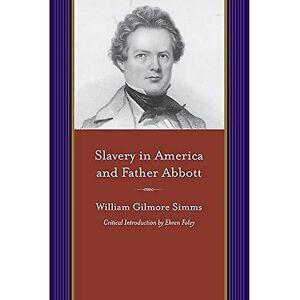 Slaveri i Amerika og Fader Abbott (Projekt af SIMMs initiativer) 15.2 x 2 x 22.9 cm