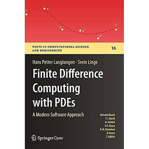 Finite Difference Computing med ...