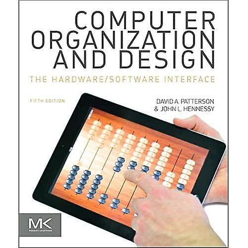 Computer organisation og design:...