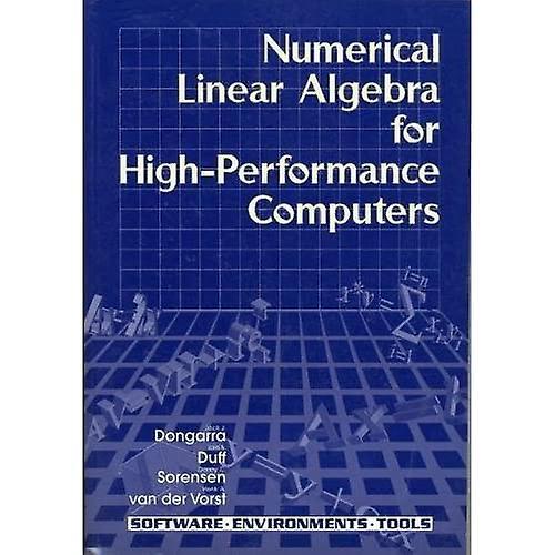 Numerisk lineær algebra på højty...
