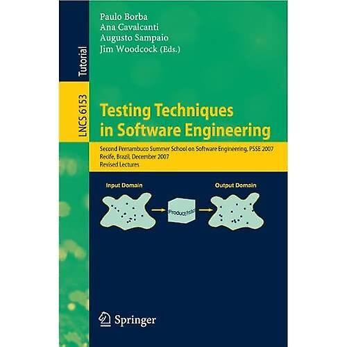 Test teknikker i Software Engine...