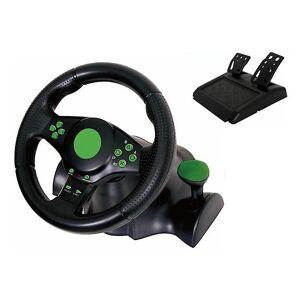 Kabalo Gaming vibrationer Racing rat (23cm) og pedaler til XBOX 360 PS3 PC USB