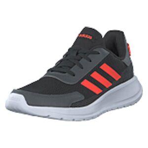 adidas Sport Performance Tensaur Run K Core Black/solar Red/grey Six, Shoes, sort, UK 4,5