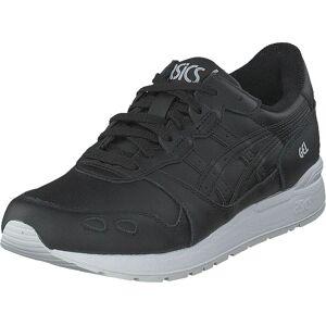 Asics Gel-lyte Black/black, Sko, Sneakers og Træningssko, Sneakers, Grå, Sort, Herre, 44