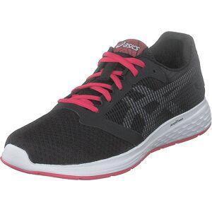 Asics Patriot 10 Black/pixel Pink, Sko, Sneakers og Træningssko, Løbesko, Sort, Unisex, 40