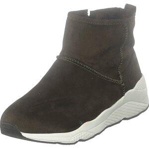 Duffy 84-01650 Khaki, Sko, Boots, Chelsea boots, Grøn, Brun, Dame, 36