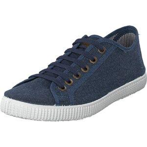 Kavat Vindö Tx Blue, Sko, Sneakers og Træningssko, Lave Sneakers, Blå, Børn, 35