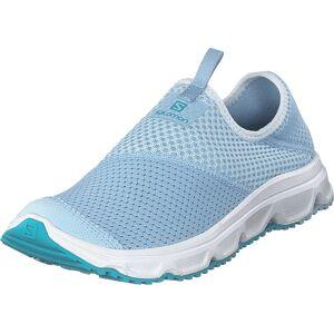 Salomon Rx Moc 4.0 W Cashmere Blue/illusion Blue/bl, Sko, Sneakers og Træningssko, Løbesko, Blå, Dame, 37