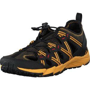 Merrell Hydro Choprock Shandal Black/orange, Sko, Sneakers og Træningssko, Sneakers, Sort, Børn, 32