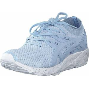 Asics Gel Kayano Trainer Knit Skyway, Sko, Sneakers og Træningssko, Løbesko, Blå, Dame, 40