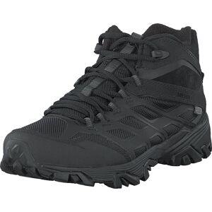 Merrell Moab Fst Ice+ Thermo Black/black, Sko, Sneakers og Træningssko, Vandresko, Grå, Unisex, 36