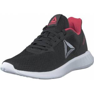 Reebok Reebok Lite Black/white/hype Pink, Sko, Sneakers og Træningssko, Løbesko, Sort, Dame, 37