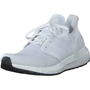 adidas Sport Performance Ultraboost 20 Ftwr White/grey Three F17/core, Sko, Flade sko, Casual sko, Hvid, Unisex, 36