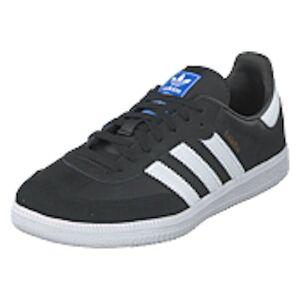 adidas Originals Samba Og C Cblack/ftwwht/ftwwht, Shoes, sort, EU 33