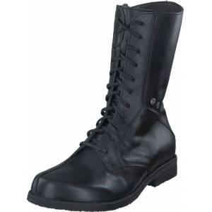 Green Comfort Caroline P-bla Black, Sko, Boots, Høje boots, Grå, Sort, Dame, 36