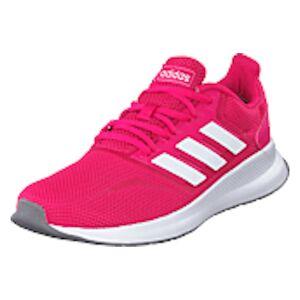 adidas Sport Performance Runfalcon Reamag/ftwwht/grethr, Shoes, lyserød, UK 5,5