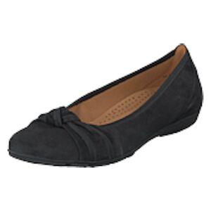 Gabor 34.162.17 Black, Shoes, sort, EU 37,5