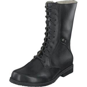 Green Comfort Caroline Black, Sko, Boots, Høje boots, Grå, Dame, 40