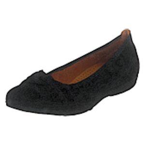 Gabor 44.162.17 Black, Shoes, sort, EU 38