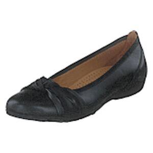 Gabor 54.162-27 Black, Shoes, sort, EU 37,5
