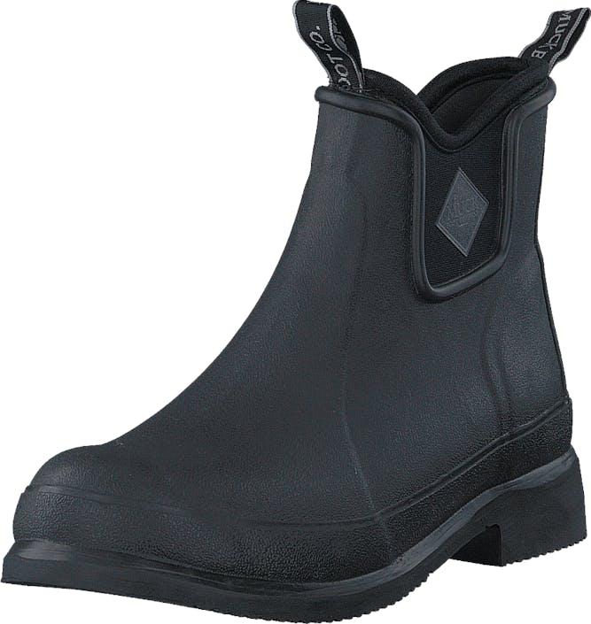 Muckboot Wear, Sko, Boots, Chelsea boots, Sort, Unisex, 41